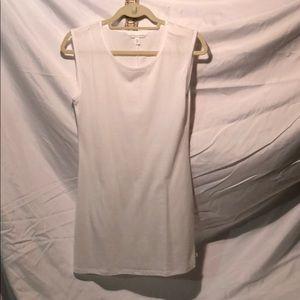 NWOT Victoria's Secret white Tunic